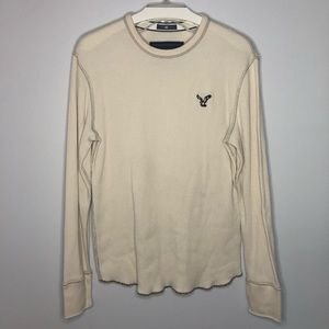American Eagle Outfitters Mens Thermal Shirt